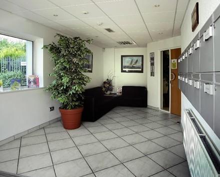 Enterprise Way TN8 office space – Break Out Area