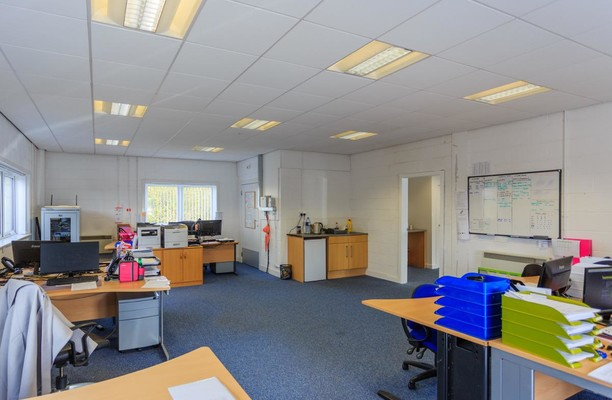 Easter Inch EH47, EH48 office space – Private Office (different sizes available).