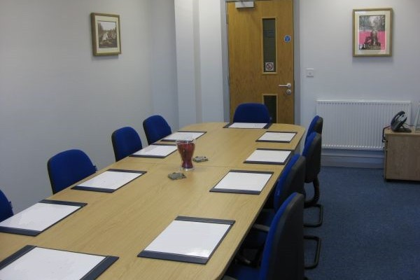 Eco Park Road SY8 office space – Meeting/Boardroom.