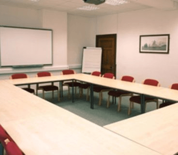 The Crescent TA1 - TA3 office space – Meeting/Boardroom.