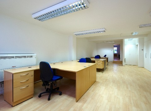 Calico Row SW2, SW11 office space – Private Office (different sizes available).