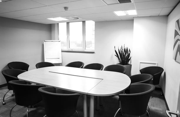 High Street CR0 office space – Meeting/Boardroom.
