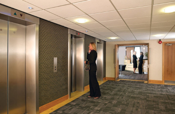 Hagley Road West B1 office space – Elevators