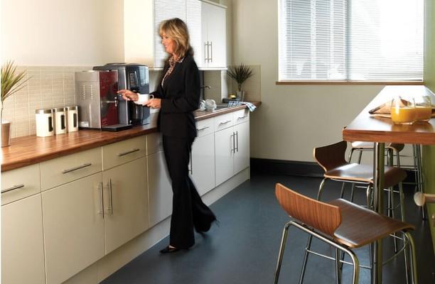 Hagley Road West B1 office space – Kitchen