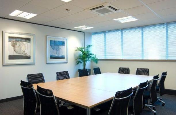 Hagley Road West B1 office space – Meeting/Boardroom.