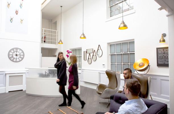 Basingstoke Road RG1, RG2, RG4, office space – Reception