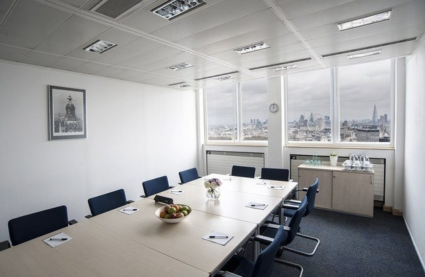 Bressenden Place SW1 office space – Meeting/Boardroom.