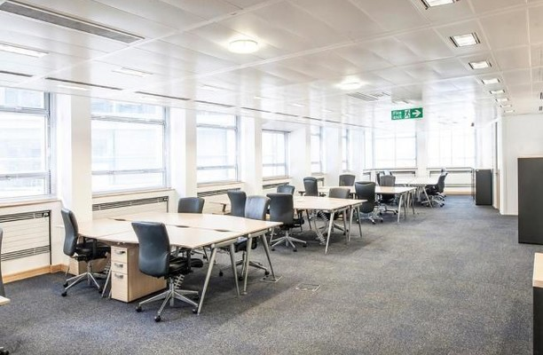 Bressenden Place SW1 office space – Private Office (different sizes available).