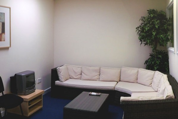 Queens Lane CH7 office space – Break Out Area