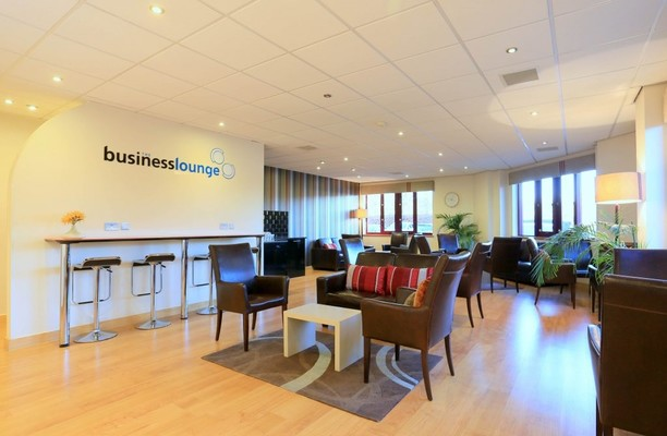 East Point Business Centre OX1, OX2 office space – Break Out Area