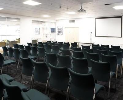 Albion Road BD1 office space – Meeting/Boardroom.