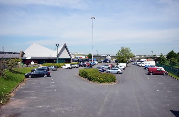 Knowles Lane BD1 office space – Building External