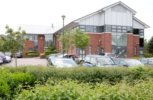 Bristol Business Park office space – Building External