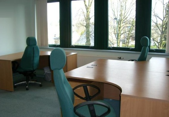 Laurelhill FK8 office space – Private Office (different sizes available).