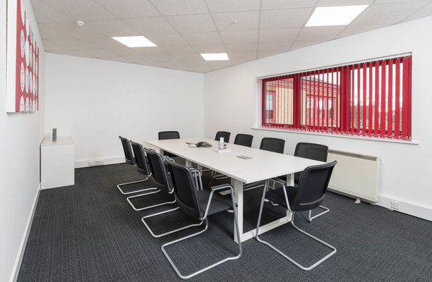 Oakdale Road YO1 office space – Meeting/Boardroom.