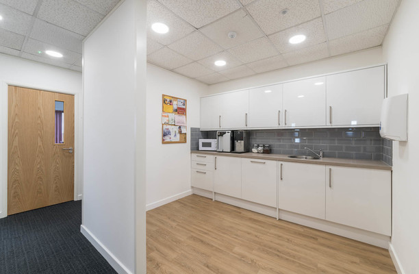 Oakdale Road YO1 office space – Kitchen