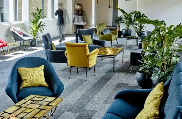 Manton Lane MK40 office space – Break Out Area