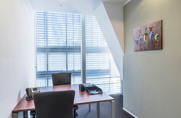 Primrose Street EC2 office space – Private Office (different sizes available).