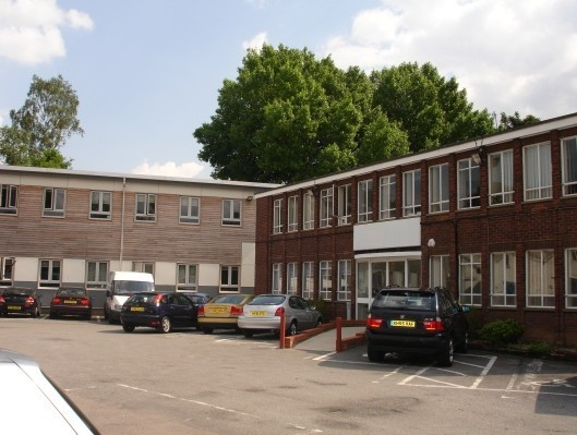 Colne Way WD1, WD2 office space – Building External
