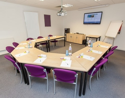 Cranborne Road EN6 office space – Meeting/Boardroom.