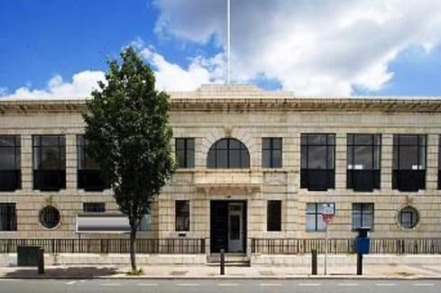 Merton Road SW8, SW18 office space – Building External