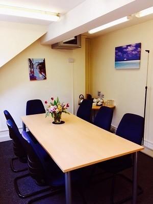 High Street TN1 office space – Meeting/Boardroom.