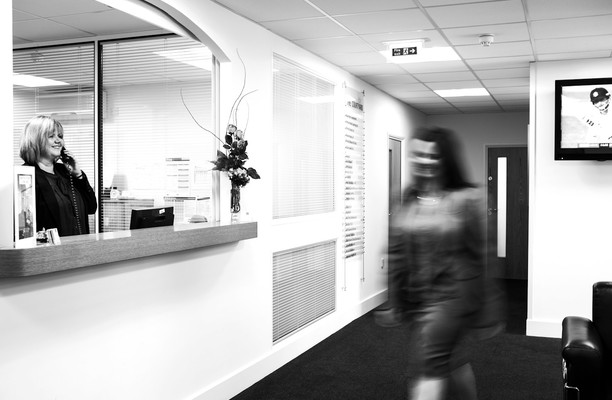 Worthing Road RH12, RH13 office space – Reception
