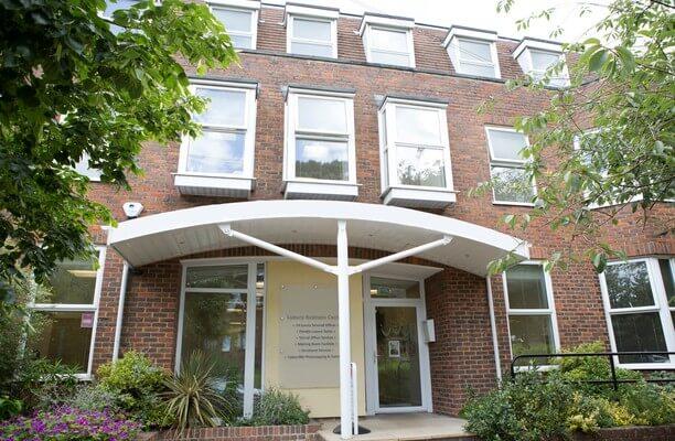 Worthing Road RH12, RH13 office space – Building External