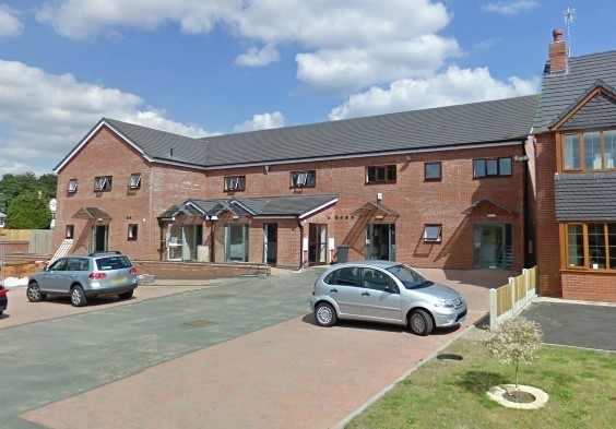 Oaktree Rise WV1 office space – Building External