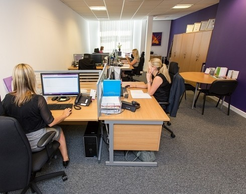 Bessemer Drive SG13 office space – Private Office (different sizes available).