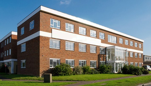 Stephenson Way RH10 office space – Building External