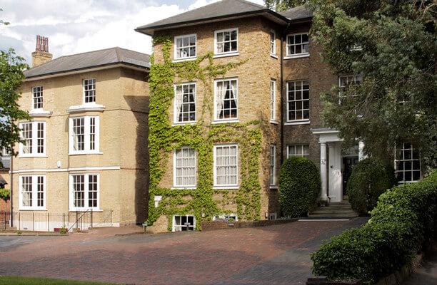 London Road GU1 office space – Building External