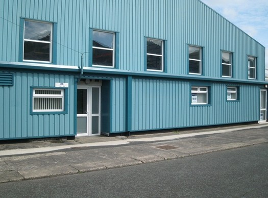 Squires Gate Lane FY3 office space – Building External