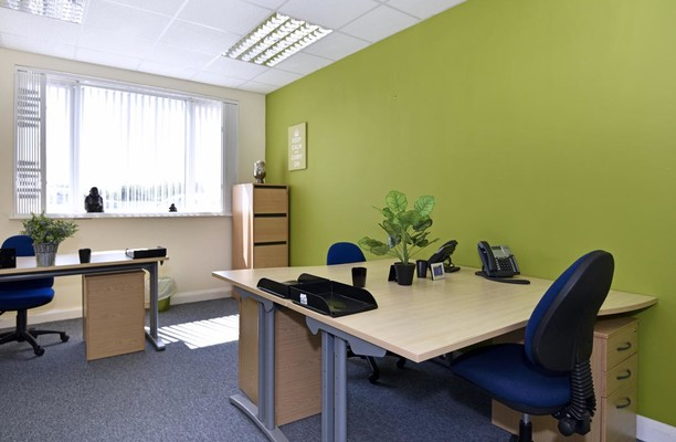 Squires Gate Lane FY3 office space – Private Office (different sizes available).