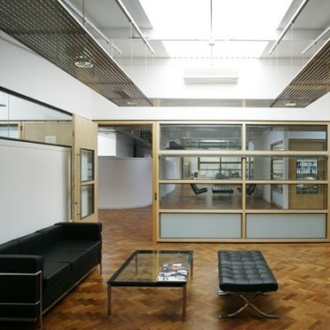 Peterborough Road SW6 office space – Reception