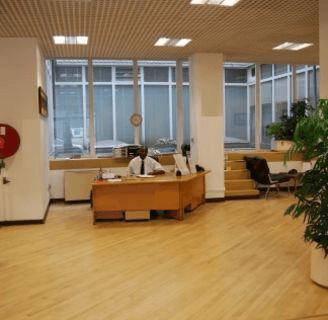 Ferndale Road SW2 office space – Reception