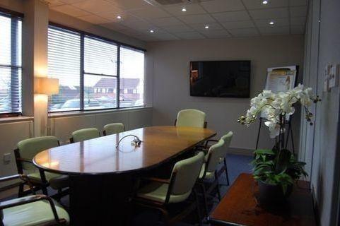 Carwright Street SK14 office space – Meeting/Boardroom.