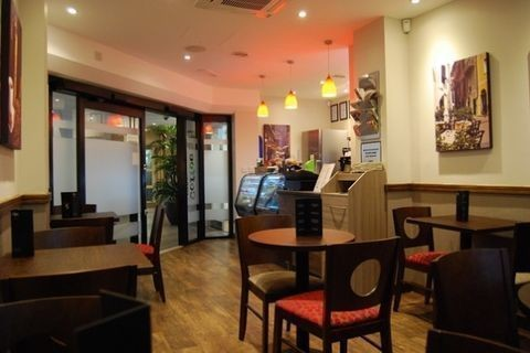 Carwright Street SK14 office space – Restaurant