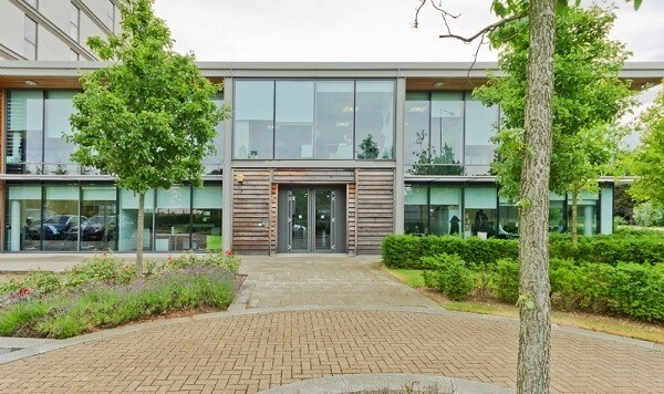South Row MK1, MK17, MK19 office space – Building External
