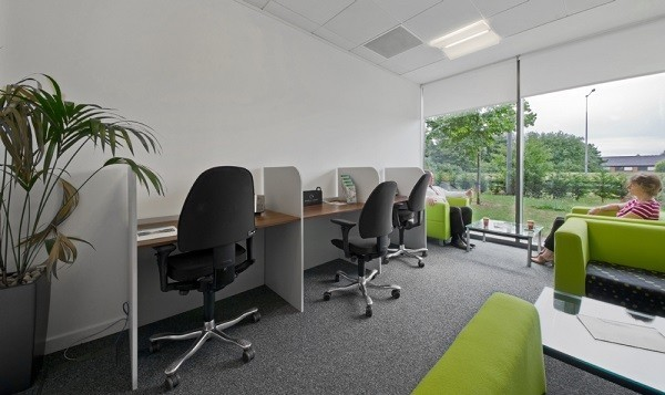 South Row MK1, MK17, MK19 office space – Private Office (different sizes available).