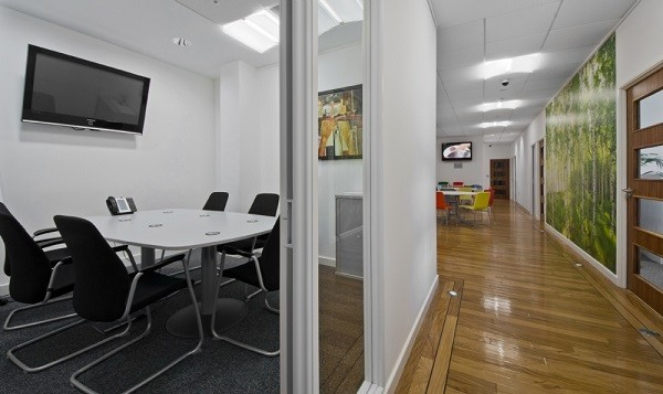 South Row MK1, MK17, MK19 office space – Meeting/Boardroom.