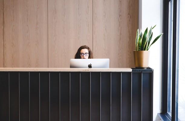 Lloyds Avenue EC3 office space – Reception