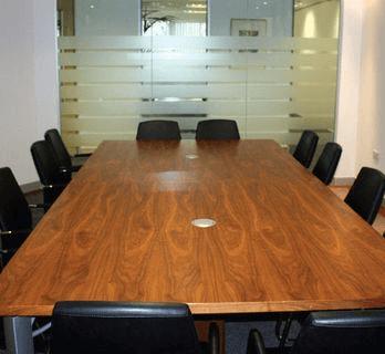 Cowley Mill Road UB8 office space – Meeting/Boardroom.