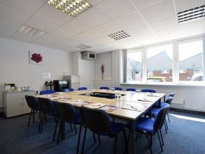 South Church DL14 office space – Meeting/Boardroom.