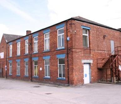 Grosvenor Street OL6, OL7 office space – Building External