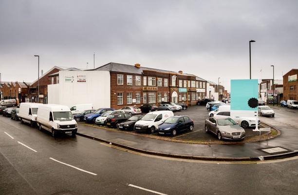 Kings Road B4 office space – Building External