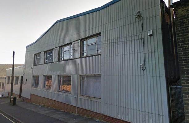Club Lane HX1-HX7 office space – Building External