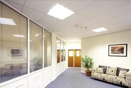 Club Lane HX1-HX7 office space – Hallway