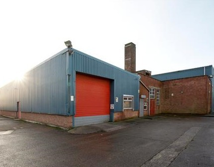 Millfield Lane WA11 office space – Building External