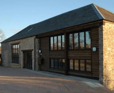 Luppitt EX14 office space – Building External